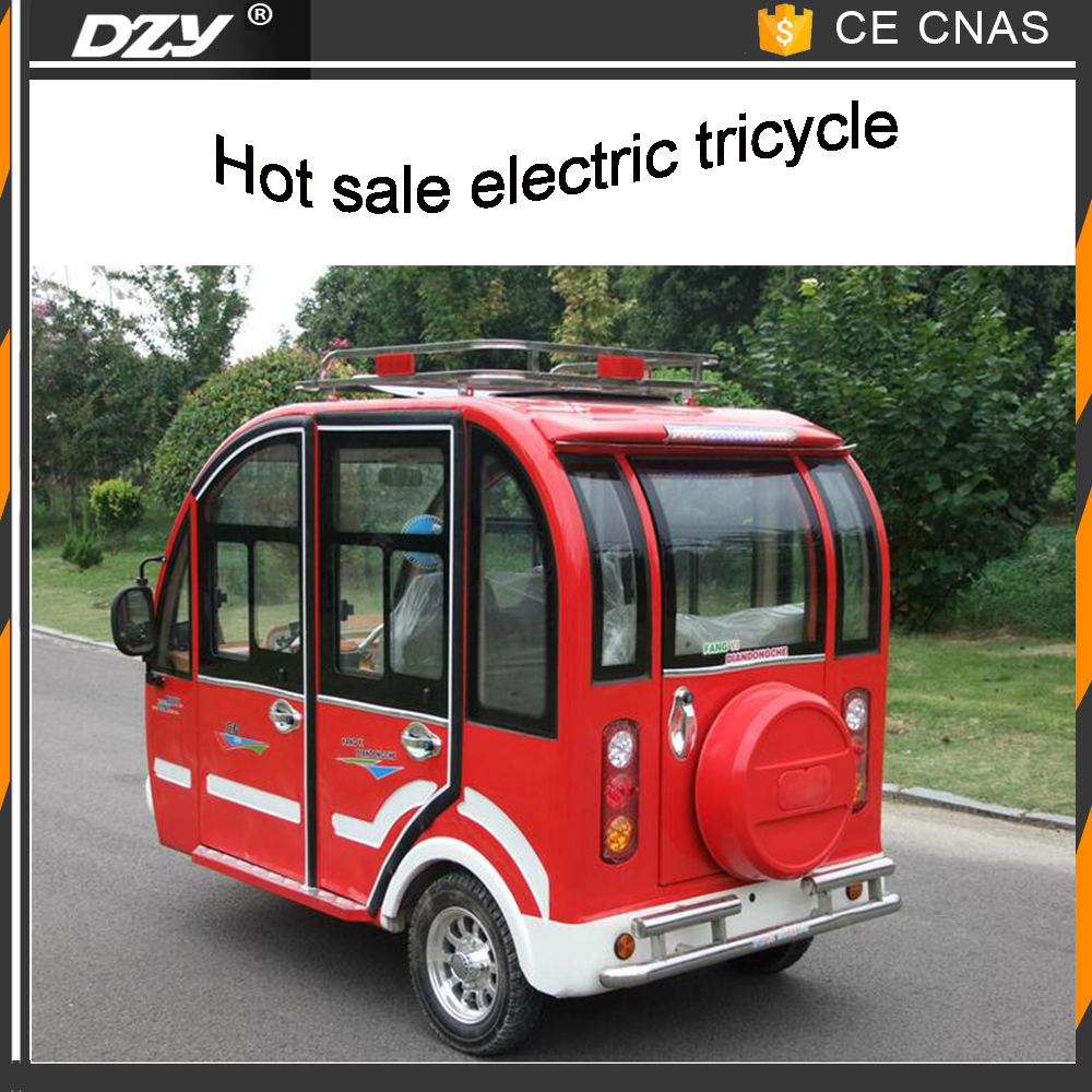 diesel car dumper mini truck tricycle wheeled electric tricycle