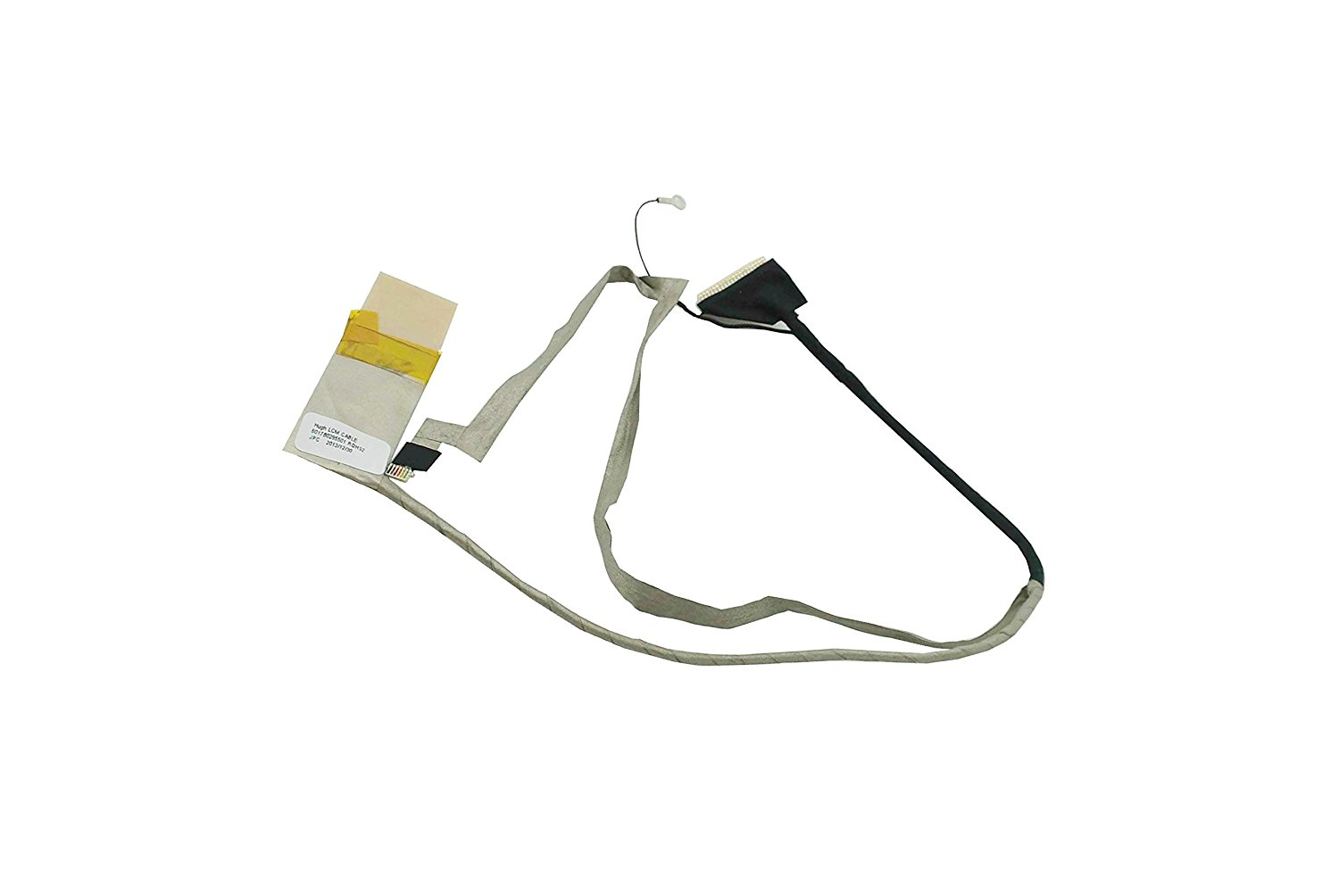 639512-001 New LCD LED LVDS Video Display Screen Cable for HP Pavilion G6 G6-1000 G6-1A G6-1B G6-1C G6-1D Series P//N 639510-001 6017B0295501