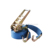 "2"" OEM free Sample cargo lashing ratchet strap tie down strap"