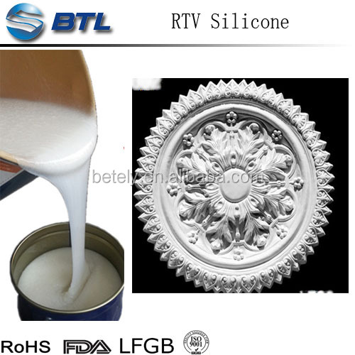 Hot sale& lowest price of RTV 2 Silicone Molding Product for concrete mold / gypsum/resin