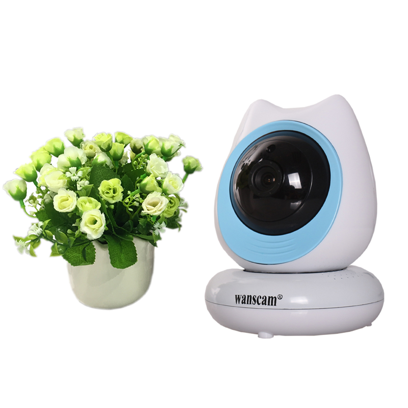wanscam HW0048-200W long distance baby monitor 2MP ip camera