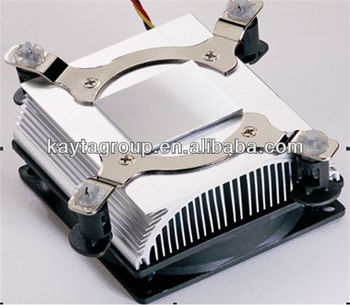 Extruded Heatsink Fin Stamping Copper Sheet Parts Oem Aluminum Computer Cpu  Cooler - Buy New Computer Cpu Cooler,Refrigerated Cpu Cooler,Vintage