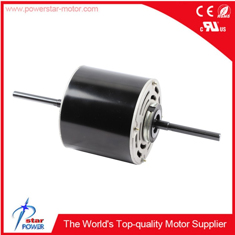 Double Shaft Air Conditioner Fan Motor For Central Air
