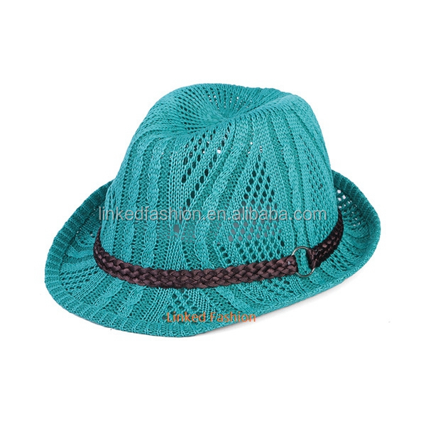 Cheap Paper straw boater hat custom Straw Hat wholesale