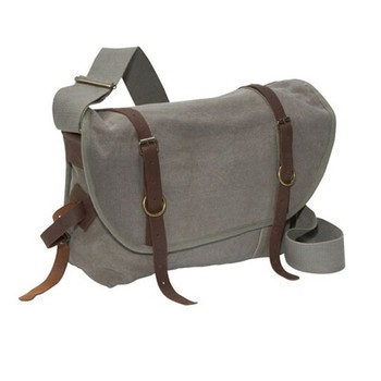 37a44df8c0 School Student Messenger Bag College Boys Shoulder Bags Nice High Quality Canvas  Messenger Bag