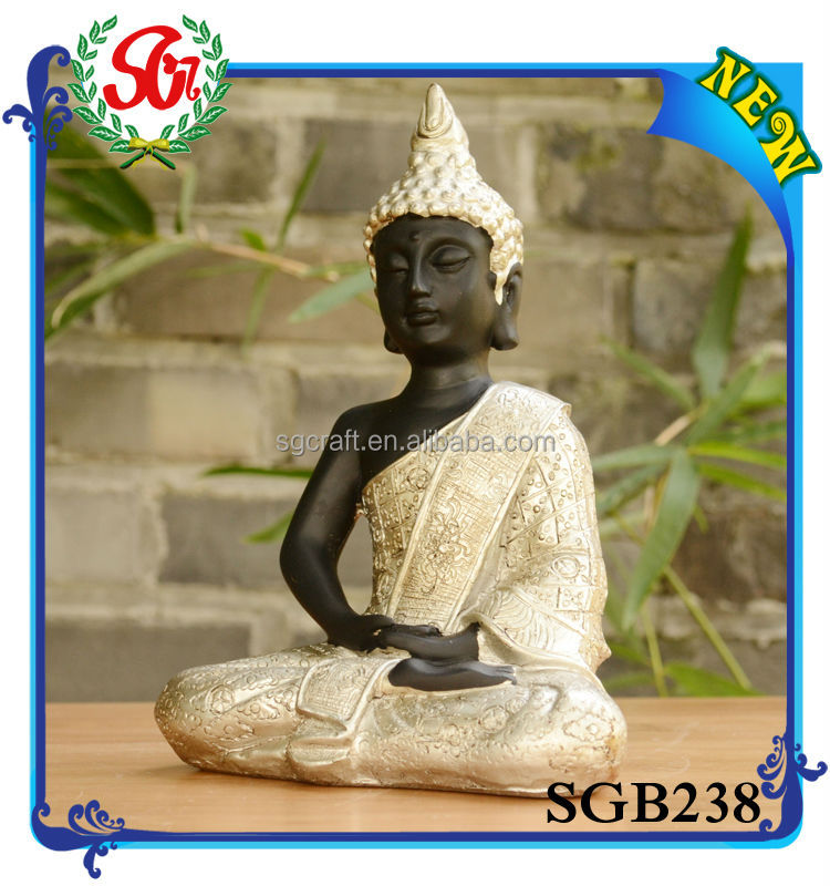 SGB238 White Resin Buddhist Deity Buy Buddha Statue