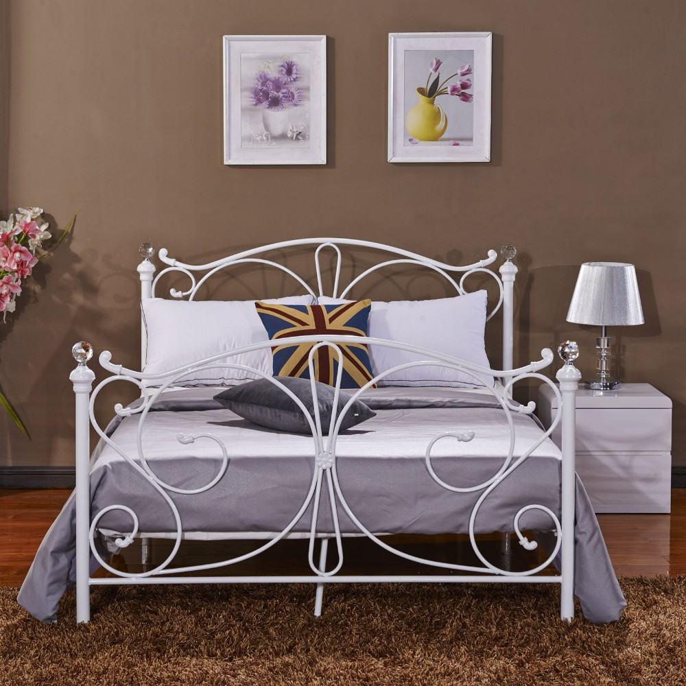 wholesale new bed type popular latest wrought iron beds designs rh alibaba com