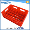 High quality plastic bottle crate, plastic crate for bottles
