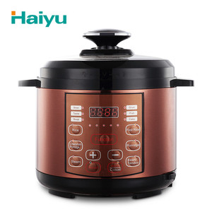 intelligent multi-function electric pressure cooker
