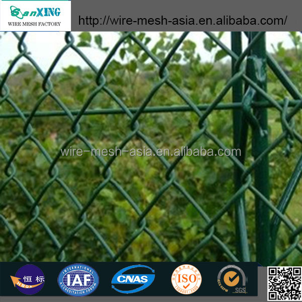 Superior Quality Anping Supplier cheap chain link fene