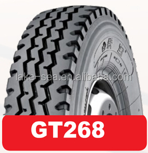 Constancy truck tire12.00R24 GT268 Best chinese brand truck tire