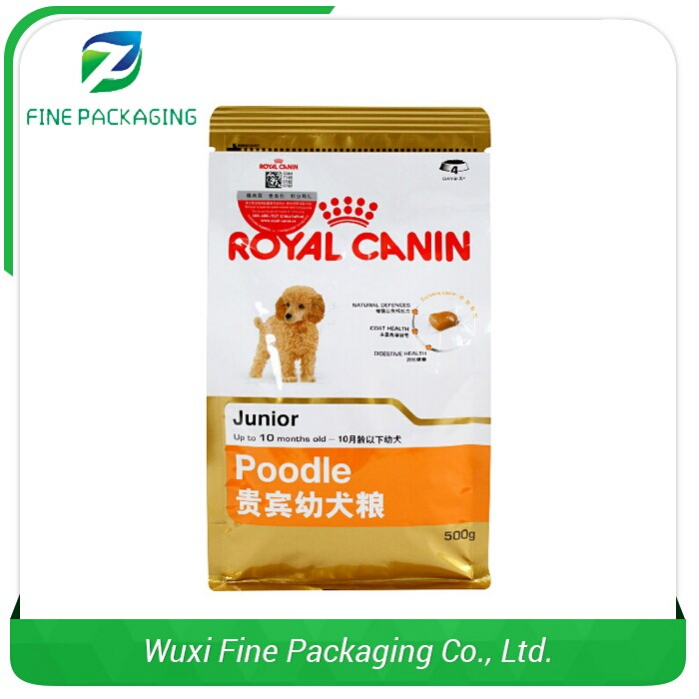 Free Sample Recyclable Dog Food Bags
