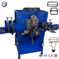 Automatic Belt Buckle and Pin Making Machine