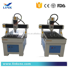 0609 Link mini cnc router/cnc cutting tool/baseball bat cnc wood turning lathe