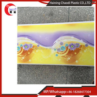 pvc ceiling and wall panel kids room decoration