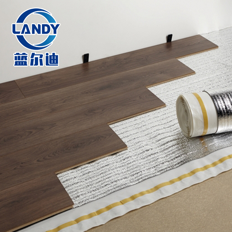 Heat Insulation Underlayment Back Laminate Floor Waterproof
