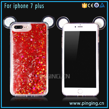 ear iphone 7 plus case