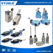 Good price electric switch roller lever plunger types of electrical limit switches