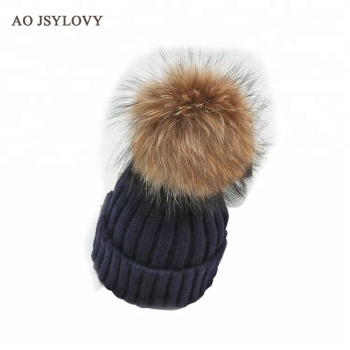 2017 High Custom Winter Good Quality Beanie Cap