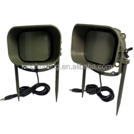 Big voice Outdoor Speaker for Alarm or Decoy Birds and Hunting use Best Quality