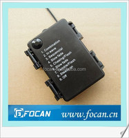 New Multi-function Waterproof Battery Holder For Three Aa ...