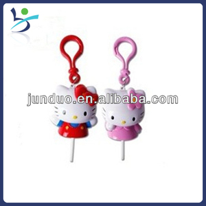 Hello Kitty lollipop candy toy & fashion accessory