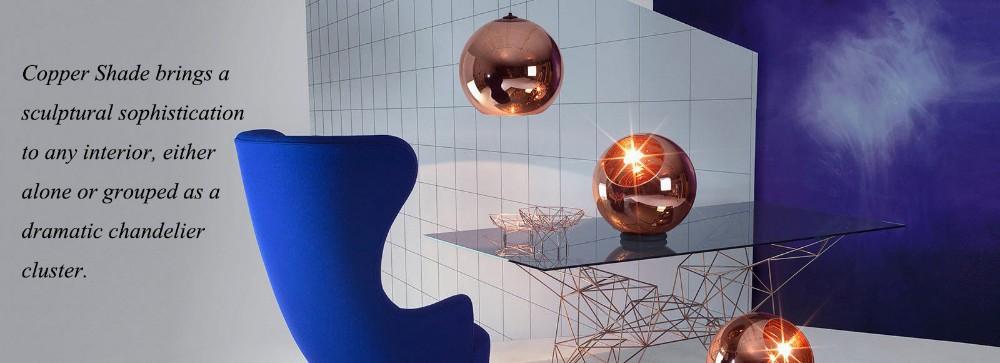 Lustre En Cuivre Lampe Éclairage Intérieur Pour La Décoration De La Maison