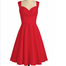 Women New Fashion V Neck Vintage Sexy Free Prom Party Rockabilly Swing Dancing dress