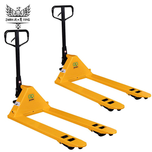 All 1.5 2 2.5 3 5 Ton Hydraulic Rough Terrain Hand Pallet Truck