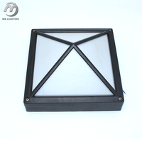 LED 5W 7W 10W low price best quality modern aluminum outdoor wall light fixture