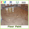 Home Decor Colorful Epoxy Resin Floor Food Grade Paint