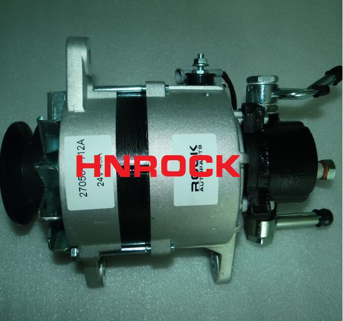 NOUVEL ALTERNATEUR HNROCK 24 V 45A ALTERNATEUR 270501112A 27050-1112A POUR Hino WO4