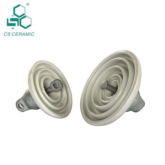 Electrical Disc Suspension Porcelain Insulator Ceramic Insulators  Manufacturers - Buy Ceramic Insulators,Suspension Porcelain  Insulator,Electrical