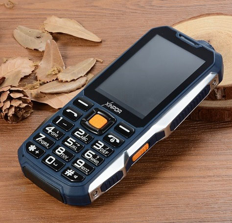 2018 new 2.6inch rugged android cheap waterproof mobile phone фото