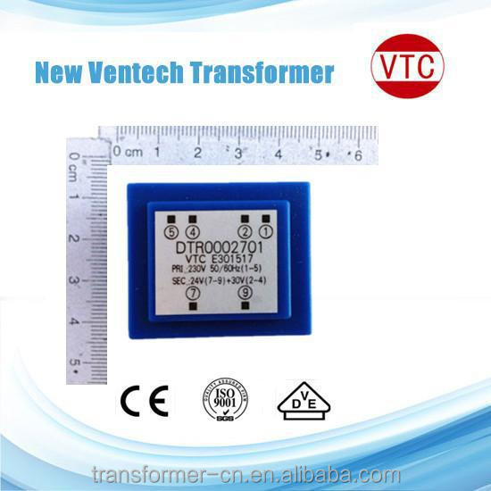 Epoxy PCB Encapsulated transformer with magnetic core manufacturer wholesale