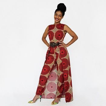 Wholesale Custom Design Cheap Traditional African Clothes