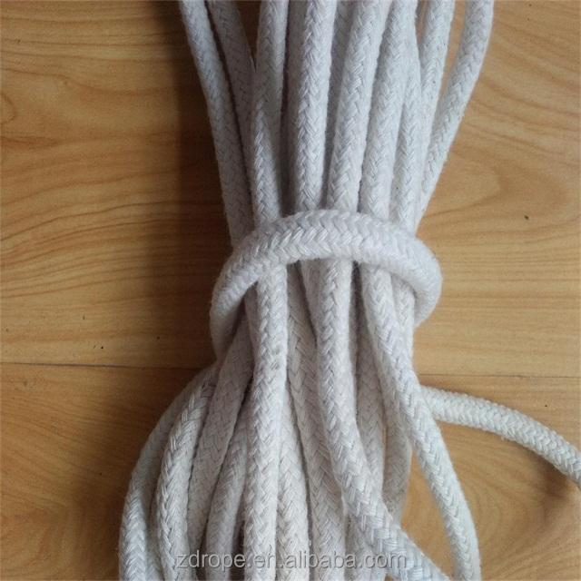 Cotton Clothesline Rope Simple 60strand Cotton Braided Ropes Cotton Clothesline Cotton Rope For