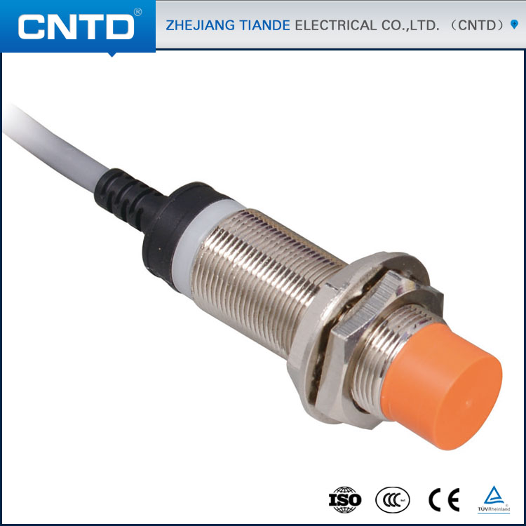 AC Two Wires Normally Open M8 Micro Cylindrical Proximity Sensor (CJY08E-02LA)