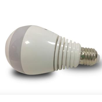 V380s Wireless Lamp Home Security Hidden Camera 360 Degree 1080p Wifi Bulb  Light Cctv Ip Camera