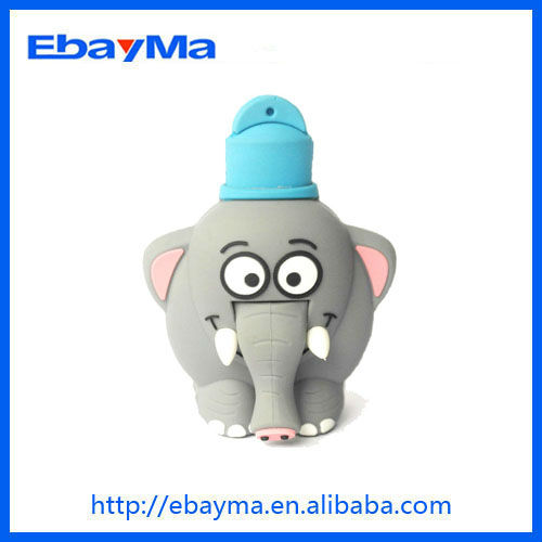 Elephant shape usb flash drive,Elephant usb pen drive, Elephant shape usb