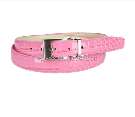 Hot Selling PU Leather belt for Female dress Fashional style