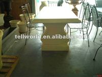 New table design top quality gardening work table