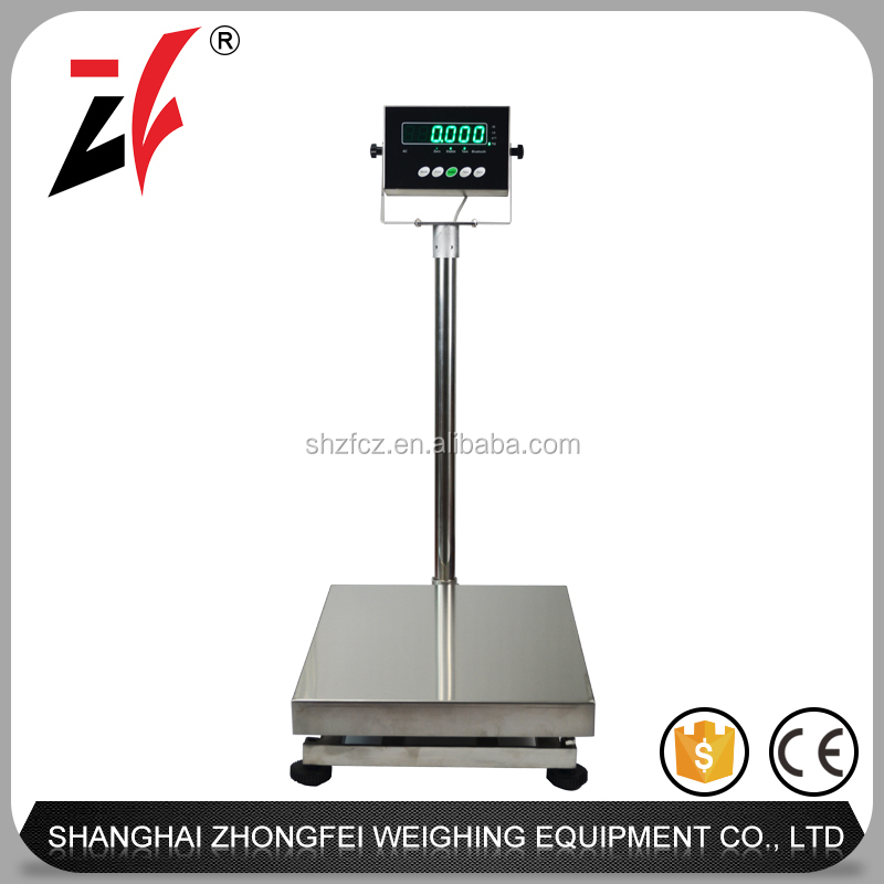 functional RS232 industrial mechanical weighing scale