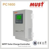 hybrid 24V 48V45A mppt wind solar charge controller with inverter system