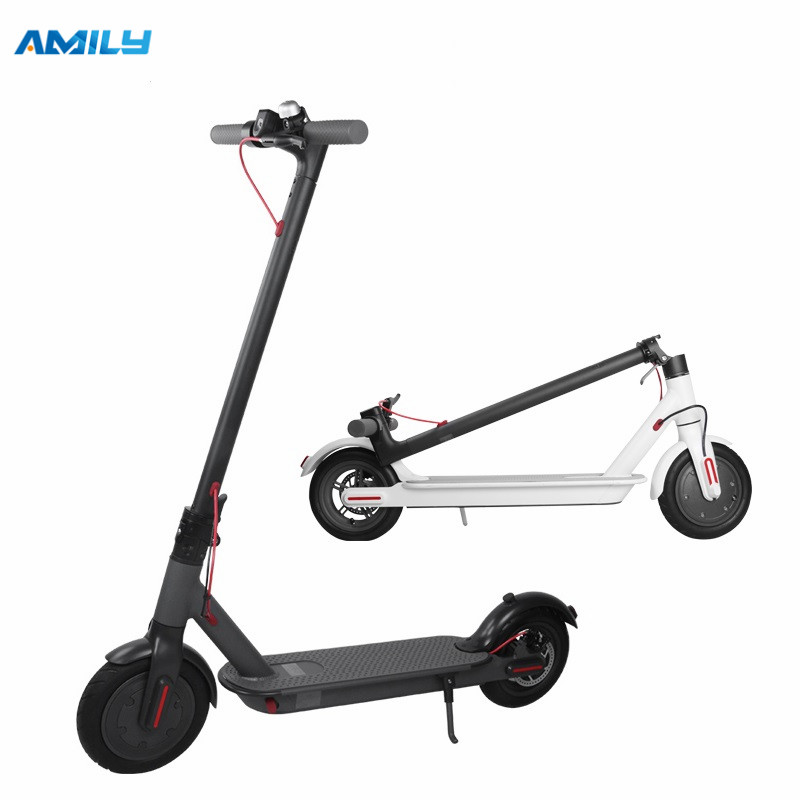 Factory Wholesale Folding Electric Scooter 8.5 inch Self Balancing Electric Scooter With Disc Brake Xiaomi M365
