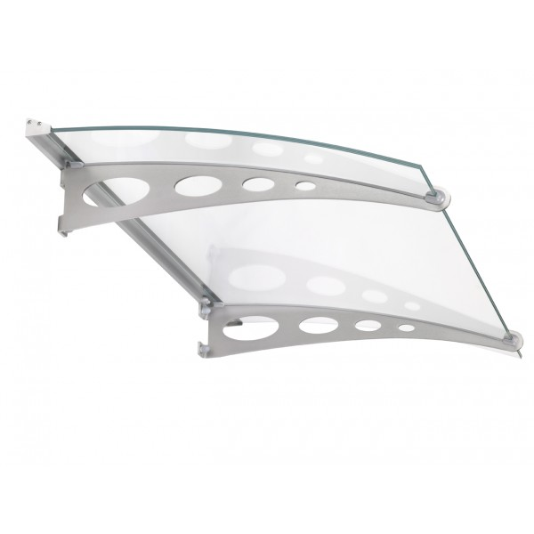 Acrylic glass door canopy /awning