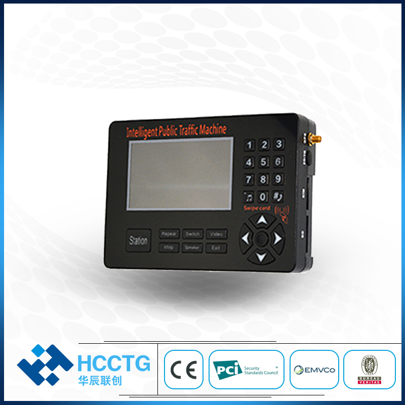 GPS Stop Auto Bus Station Announcer HCL-MY06