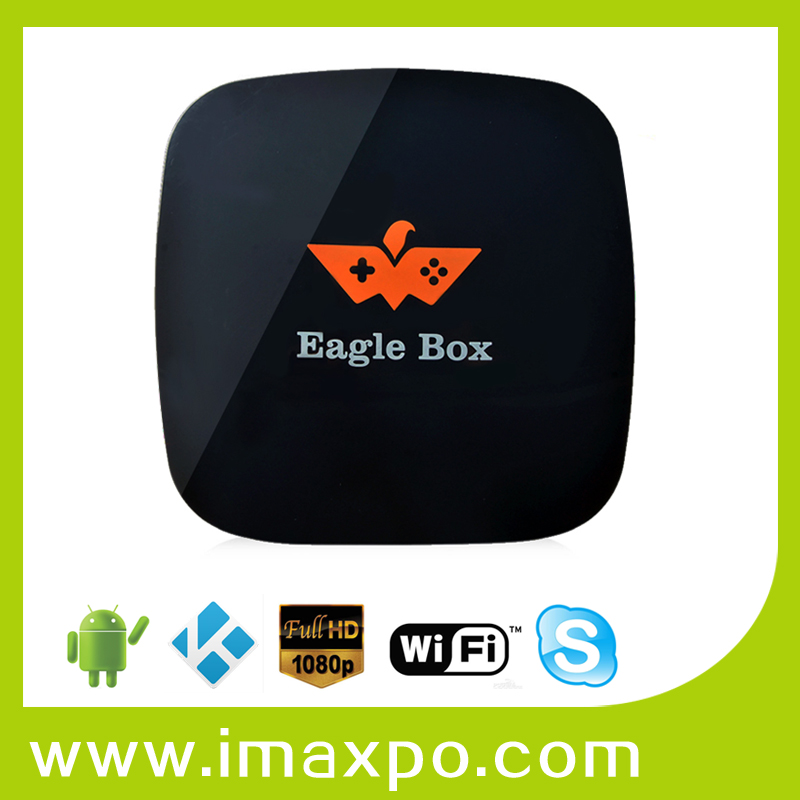 Amlogic 8726 Dual Core TV BOX with XBMC pre-installed support SHAABIYAT and Yify Movies HD
