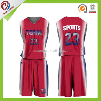 26596fdf852 Custom basketball uniform design OEM sublimation basketball jersey and  shorts new basketball jersey uniform design