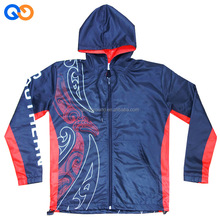 Polyester design your own custom mens sport tracksuit set